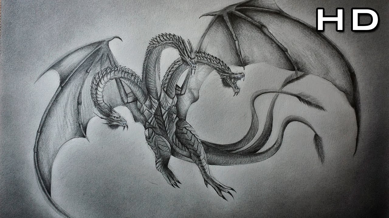 épico Dibujo De King Ghidorah A Lápiz Godzilla King Of The