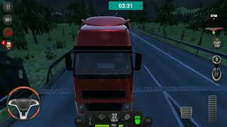 Truck simulator 2018 Europe Android Gameplay
