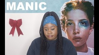 Halsey - Manic Album |REACTION|