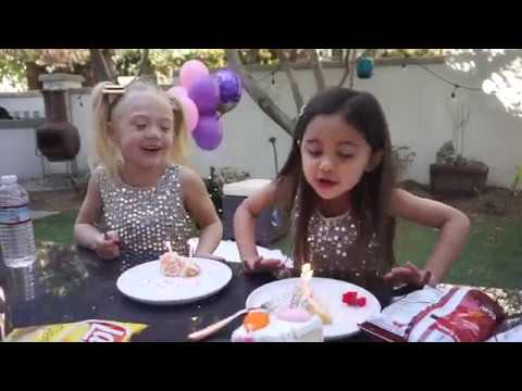 HOW EVERLEIGH SURPRISES AVA FOR HER BIRTHDAY... (BESTIE GOALS)
