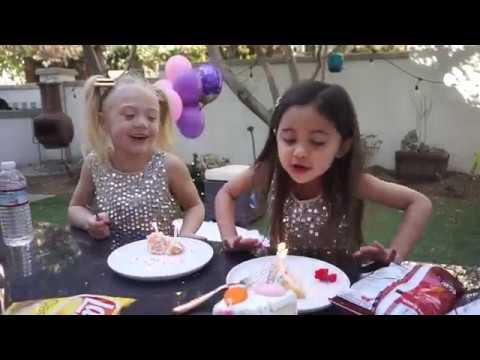 HOW EVERLEIGH SURPRISES AVA FOR HER BIRTHDAY... (BESTIE GOALS)