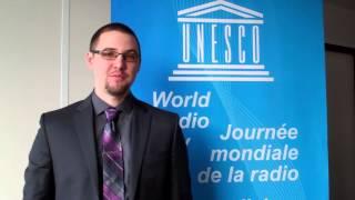 Всемирный день радио: Джон Мэзерли