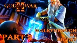 God of War 2 Прохождение Часть 2