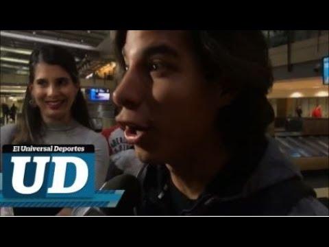 El regaño de Andrés Guardado a Diego Lainez