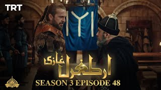Ertugrul Ghazi Urdu | Episode 48| Season 3