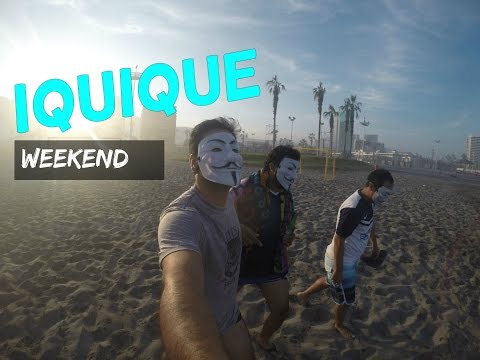Iquique Weekend (Chile)