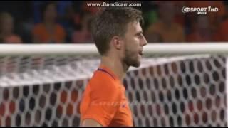 Ολλανδία-Ελλάδα(1-2)Φιλικό