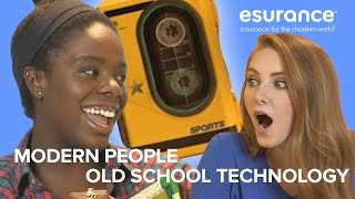 People Guess the Price of Old Technology // Presented by BuzzFeed and esurance