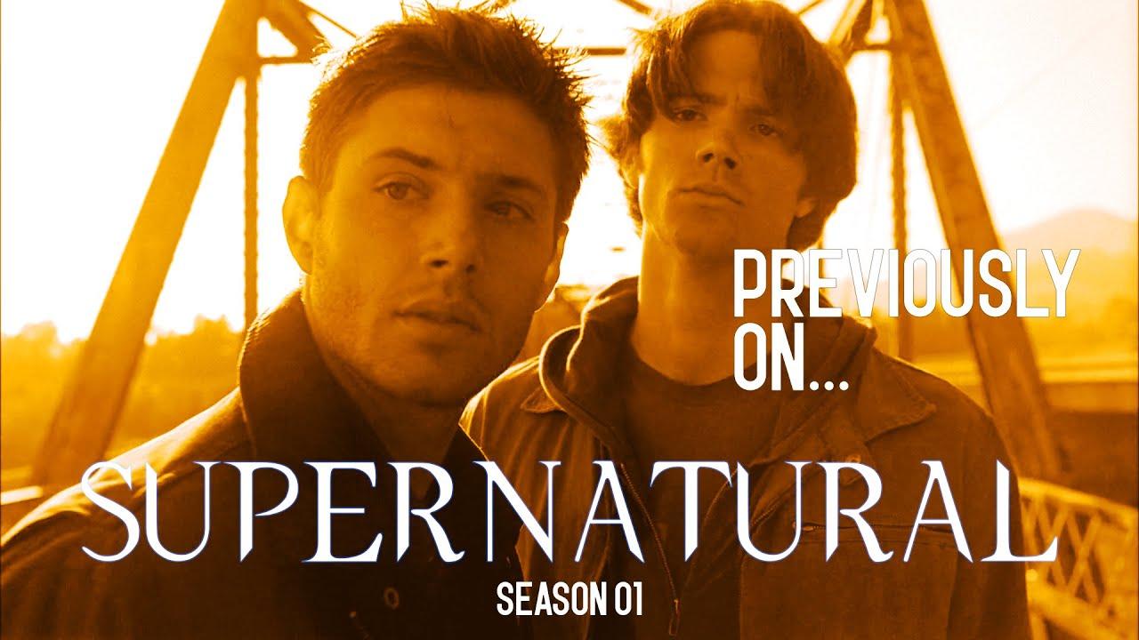 Previously On... Supernatural Season 01