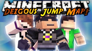 Minecraft Parkour : SUB IS SO LOUD!