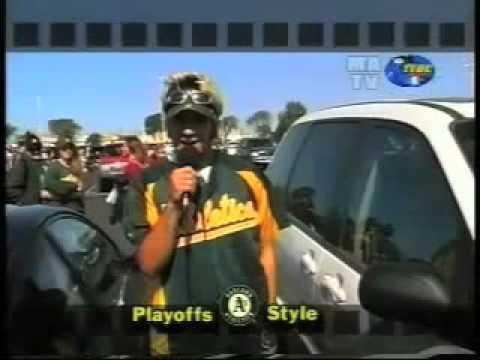 Oakland A's 2002 Playoffs - highlights from fans