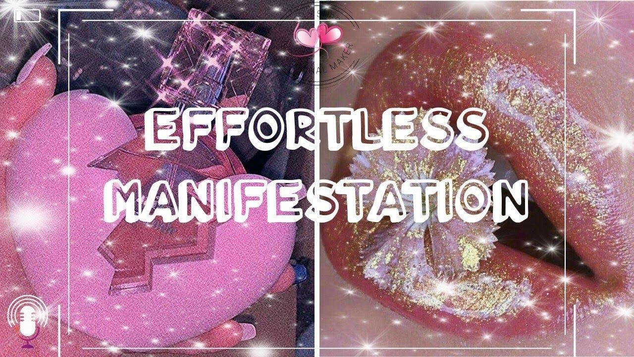 NLP Effortless Manifestation - Powerful Subliminal Audio( listen once)
