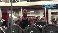wfc chest day 22 8 15