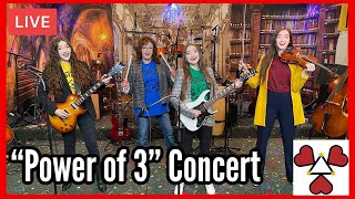 K3 Sisters Band LIVE Power of 3 Concert Part Two 5/8/21