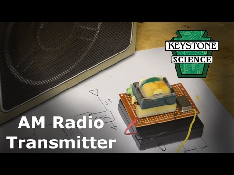 How to make a AM Radio Transmitter