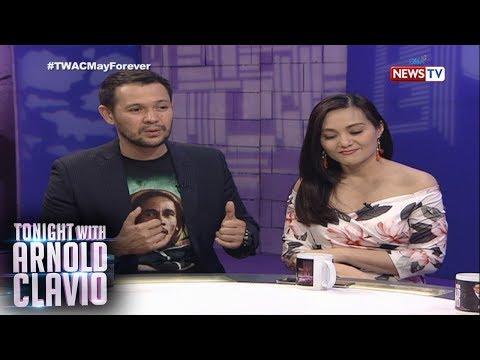 Tonight with Arnold Clavio: 7th year itch, paano hinarap nina Gladys Reyes at Christopher Roxas?