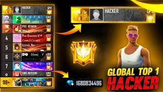 Global Top 1 HACKER exposed !😈