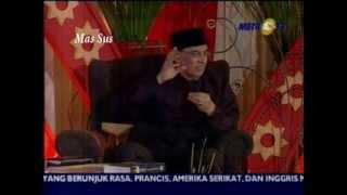 1428H Surat #3 Aali Imran Ayat 92-95 - Tafsir Al Mishbah MetroTV 2007