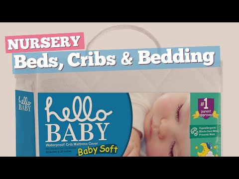 Beds, Cribs & Bedding Best Sellers Collection // Nursery