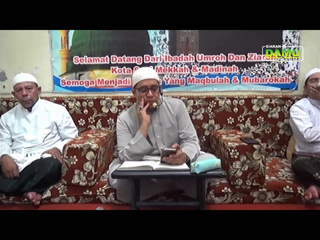 Kajian Kitab Mukaasyafatul Quluub 2020-01-25