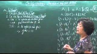 Toán 8. Phép nhân và phép chia đa thức (Phần 2)