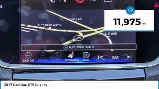 2017 Cadillac XT5 Escondido Ca 742084