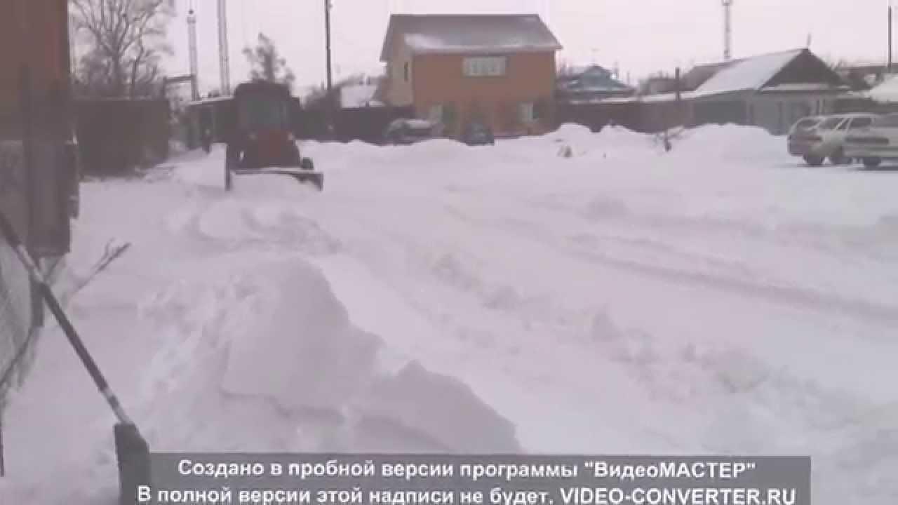 Самодельный трактор Т-25 обзорное видео - YouTube