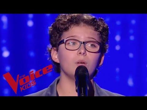 Edith Piaf – Non, je ne regrette rien   Alessio   The Voice Kids France 2018   Blind Audition Mp3