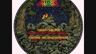 Deliver Me ft Ramon Judah by Dialect and Kosine (Zion Thunder Mix) - Jungle Alliance Recordings