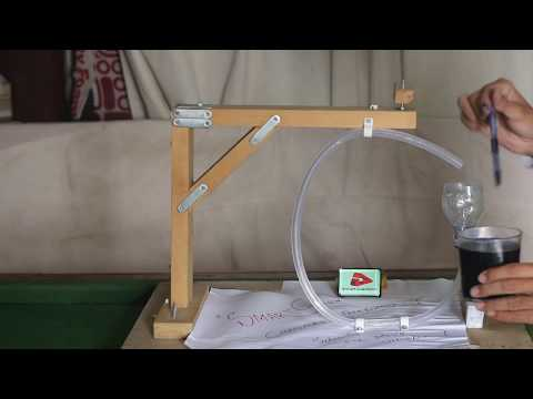 Free Energy Generator From Coke Bottles - Robert Boyle' Flask Checking (A) 2018 Year