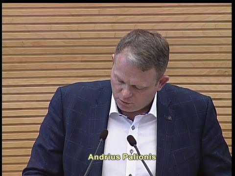 2019-03-26 Seimo rytinis posėdis Nr. 270
