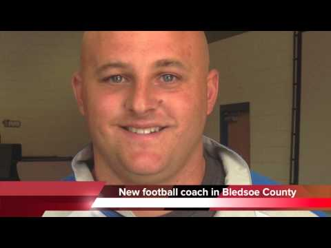 Josh Owensby replaces Jason Reel as Bledsoe County football coach