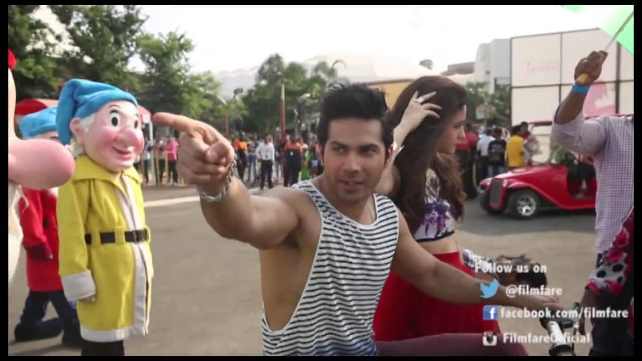 Bollywood Stars at Adlabs Imagica for a cover shoot - YouTube