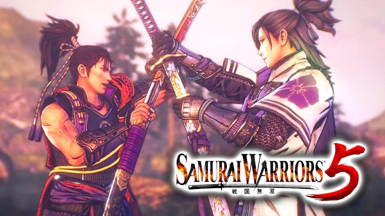 SAMURAI WARRIORS IS BACK! Epic Musou Action in Samurai Warriors 5 Gameplay Part 1
