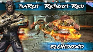 ¡ATES REBOOT RED! - Wolfteam latino #ElChidoXD