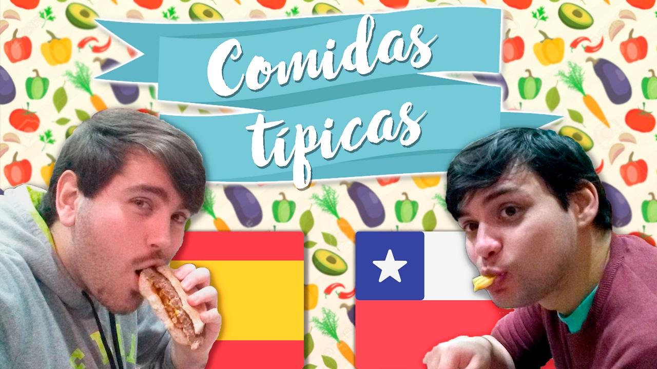 Comidas típicas | Diccionario Chileno-Español
