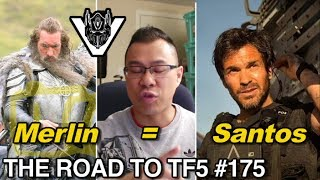 Transformers In Ancient Rome!! Santos Is Merlin!! - [THE ROAD TO TF5 #175]