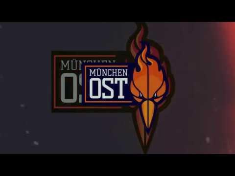 München OST Basketball Team 2016 (Teamworktraining)