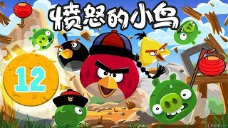 Angry Birds Китайская Версия! - Серия 12 - Невероятная лагуна