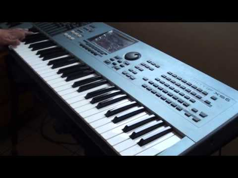 Daft Punk - Contact - Piano Keyboard Version