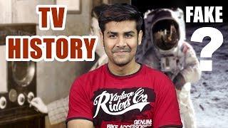 Interesting Video On History of Television | Apollo 11 Moon Landing Fake ?