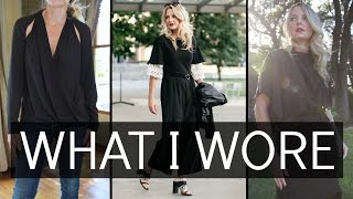 What I Wore Dallas Edition | BusbeeStyle com