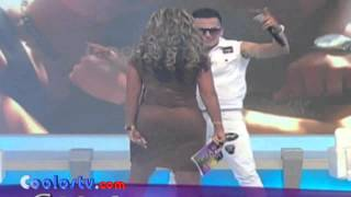 Repeat youtube video Rocio Sanchez Azuara bailando