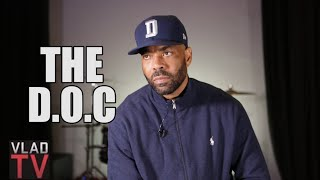 "The D.O.C. Speaks On ""No Vaseline"" & His Friendship w/ Ice Cube"