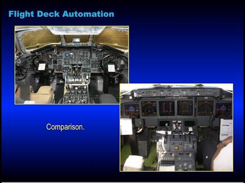 Flight deck automation part ONE