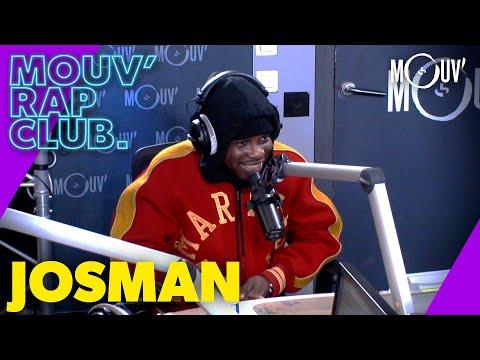 Youtube: Josman:«MYSTRJ.O.$», la relation avec son frère, Seth Gueko, les violences policières + lives