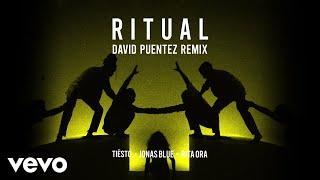Tiësto Jonas Blue Rita Ora - Ritual David Puentez Remix
