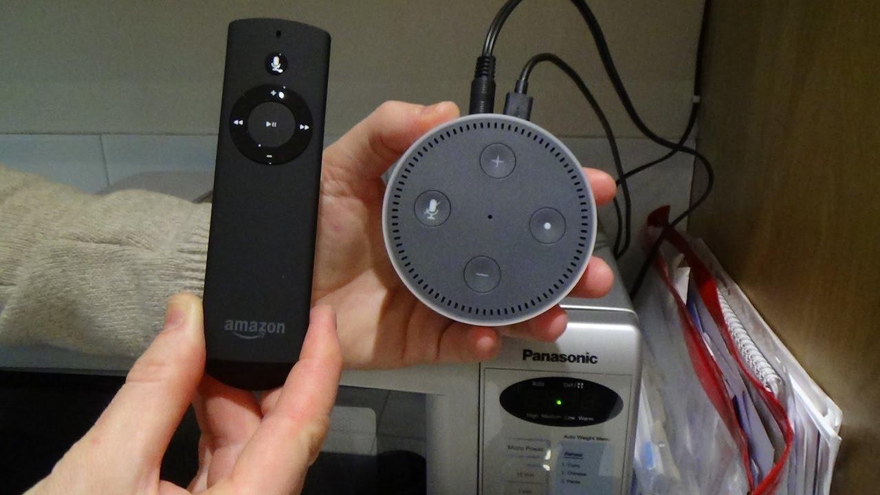 multi room audio with amazon echo dot using tvs pcs cd players bluetooth speaker [ 1280 x 720 Pixel ]