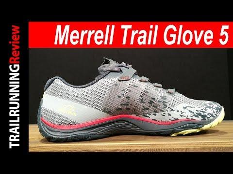 merrell trail glove 5 vs 3d live