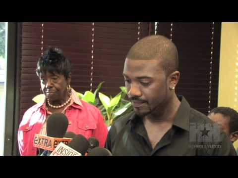 Exclusive - Ray J Press Conference About Whitney Houston